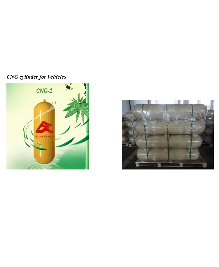 CNG cylinder for Vehicles